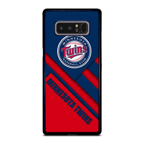 coque custodia cover fundas hoesjes j3 J5 J6 s20 s10 s9 s8 s7 s6 s5 plus edge D35213 MINNESOTA TWINS BASEBALL #1 Samsung Galaxy Note 8 Case