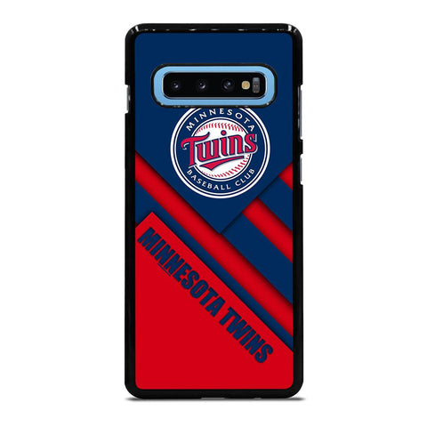 coque custodia cover fundas hoesjes j3 J5 J6 s20 s10 s9 s8 s7 s6 s5 plus edge D35218 MINNESOTA TWINS BASEBALL #1 Samsung Galaxy S10 Plus Case