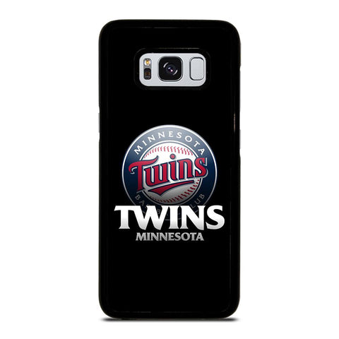coque custodia cover fundas hoesjes j3 J5 J6 s20 s10 s9 s8 s7 s6 s5 plus edge D35235 MINNESOTA TWINS BASEBALL 2 Samsung Galaxy S8 Case