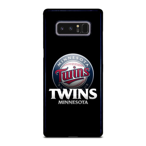 coque custodia cover fundas hoesjes j3 J5 J6 s20 s10 s9 s8 s7 s6 s5 plus edge D35227 MINNESOTA TWINS BASEBALL 2 Samsung Galaxy Note 8 Case