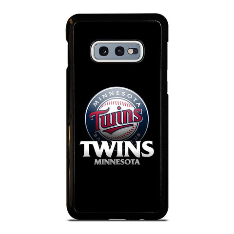 coque custodia cover fundas hoesjes j3 J5 J6 s20 s10 s9 s8 s7 s6 s5 plus edge D35231 MINNESOTA TWINS BASEBALL 2 Samsung Galaxy S10 e Case