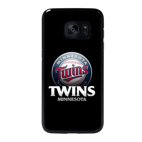 coque custodia cover fundas hoesjes j3 J5 J6 s20 s10 s9 s8 s7 s6 s5 plus edge D35234 MINNESOTA TWINS BASEBALL 2 Samsung Galaxy s7 edge Case