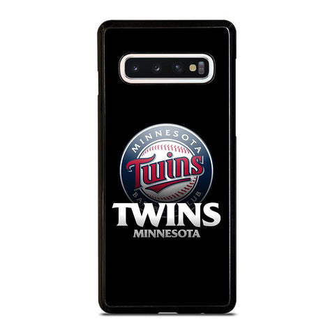 coque custodia cover fundas hoesjes j3 J5 J6 s20 s10 s9 s8 s7 s6 s5 plus edge D35230 MINNESOTA TWINS BASEBALL 2 Samsung Galaxy S10 Case