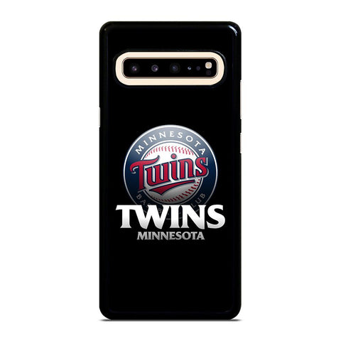 coque custodia cover fundas hoesjes j3 J5 J6 s20 s10 s9 s8 s7 s6 s5 plus edge D35229 MINNESOTA TWINS BASEBALL 2 Samsung Galaxy S10 5G Case