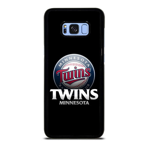 coque custodia cover fundas hoesjes j3 J5 J6 s20 s10 s9 s8 s7 s6 s5 plus edge D35236 MINNESOTA TWINS BASEBALL 2 Samsung Galaxy S8 Plus Case