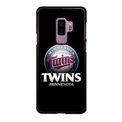 coque custodia cover fundas hoesjes j3 J5 J6 s20 s10 s9 s8 s7 s6 s5 plus edge D35238 MINNESOTA TWINS BASEBALL 2 Samsung Galaxy S9 Plus Case