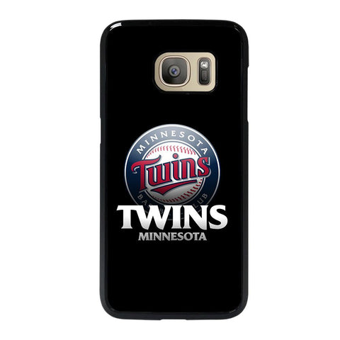 coque custodia cover fundas hoesjes j3 J5 J6 s20 s10 s9 s8 s7 s6 s5 plus edge D35233 MINNESOTA TWINS BASEBALL 2 Samsung Galaxy S7 Case