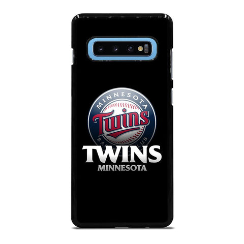 coque custodia cover fundas hoesjes j3 J5 J6 s20 s10 s9 s8 s7 s6 s5 plus edge D35232 MINNESOTA TWINS BASEBALL 2 Samsung Galaxy S10 Plus Case