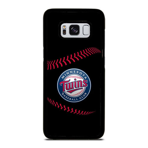 coque custodia cover fundas hoesjes j3 J5 J6 s20 s10 s9 s8 s7 s6 s5 plus edge D35249 MINNESOTA TWINS BASEBALL 3 Samsung Galaxy S8 Case