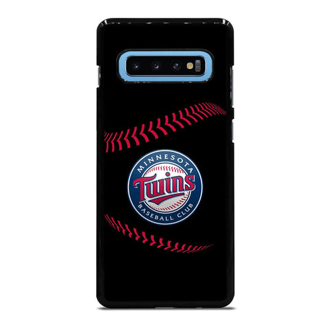 coque custodia cover fundas hoesjes j3 J5 J6 s20 s10 s9 s8 s7 s6 s5 plus edge D35246 MINNESOTA TWINS BASEBALL 3 Samsung Galaxy S10 Plus Case