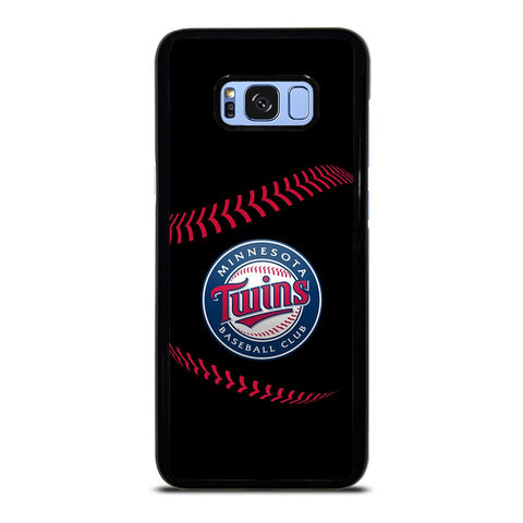 coque custodia cover fundas hoesjes j3 J5 J6 s20 s10 s9 s8 s7 s6 s5 plus edge D35250 MINNESOTA TWINS BASEBALL 3 Samsung Galaxy S8 Plus Case