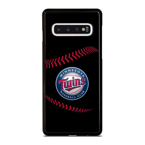 coque custodia cover fundas hoesjes j3 J5 J6 s20 s10 s9 s8 s7 s6 s5 plus edge D35244 MINNESOTA TWINS BASEBALL 3 Samsung Galaxy S10 Case