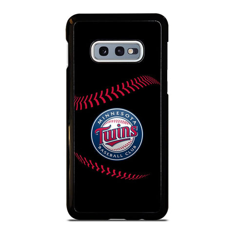coque custodia cover fundas hoesjes j3 J5 J6 s20 s10 s9 s8 s7 s6 s5 plus edge D35245 MINNESOTA TWINS BASEBALL 3 Samsung Galaxy S10 e Case