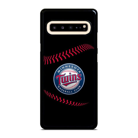 coque custodia cover fundas hoesjes j3 J5 J6 s20 s10 s9 s8 s7 s6 s5 plus edge D35243 MINNESOTA TWINS BASEBALL 3 Samsung Galaxy S10 5G Case