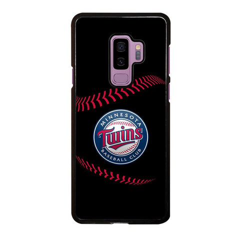 coque custodia cover fundas hoesjes j3 J5 J6 s20 s10 s9 s8 s7 s6 s5 plus edge D35252 MINNESOTA TWINS BASEBALL 3 Samsung Galaxy S9 Plus Case