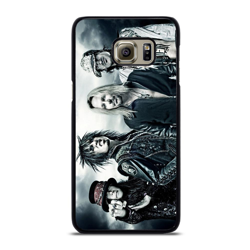 MOTLEY CRUE FINAL TOUR Cover Samsung Galaxy S6 Edge Plus