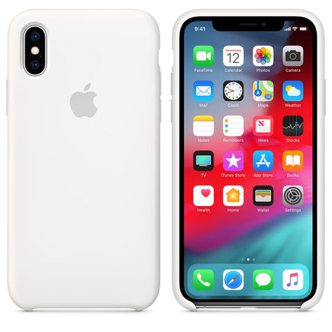 cover iphone x apple silicone