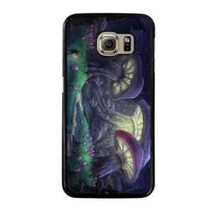 MUSHROOM FOREST FANTASY Cover Samsung Galaxy S6