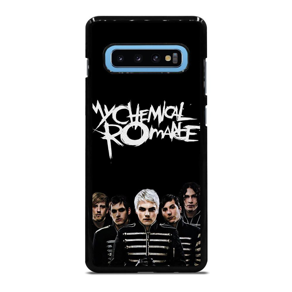 MY CHEMICAL ROMANCE BAND Cover Samsung Galaxy S10 Plus
