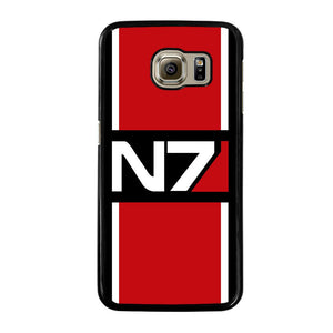 N7 MASS EFFECT MOBILE Cover Samsung Galaxy S6