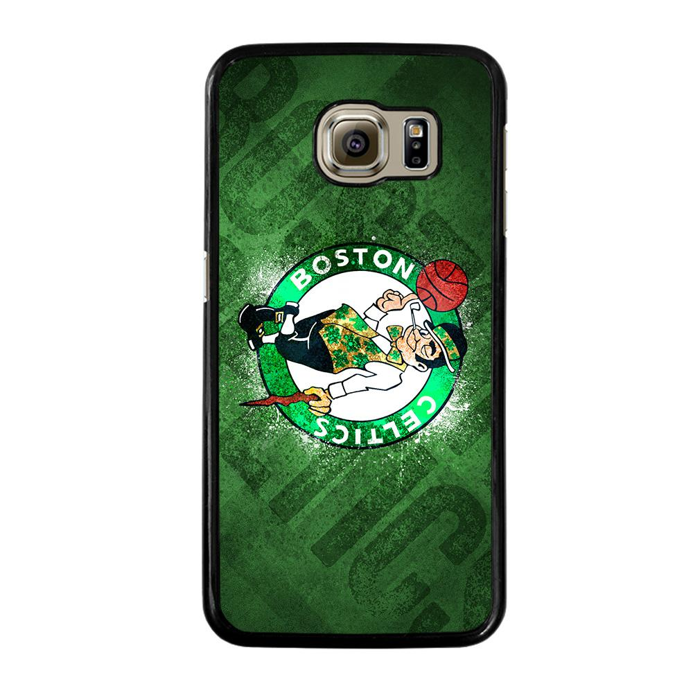 NEW BOSTON CELTICS LOGO Cover Samsung Galaxy S6