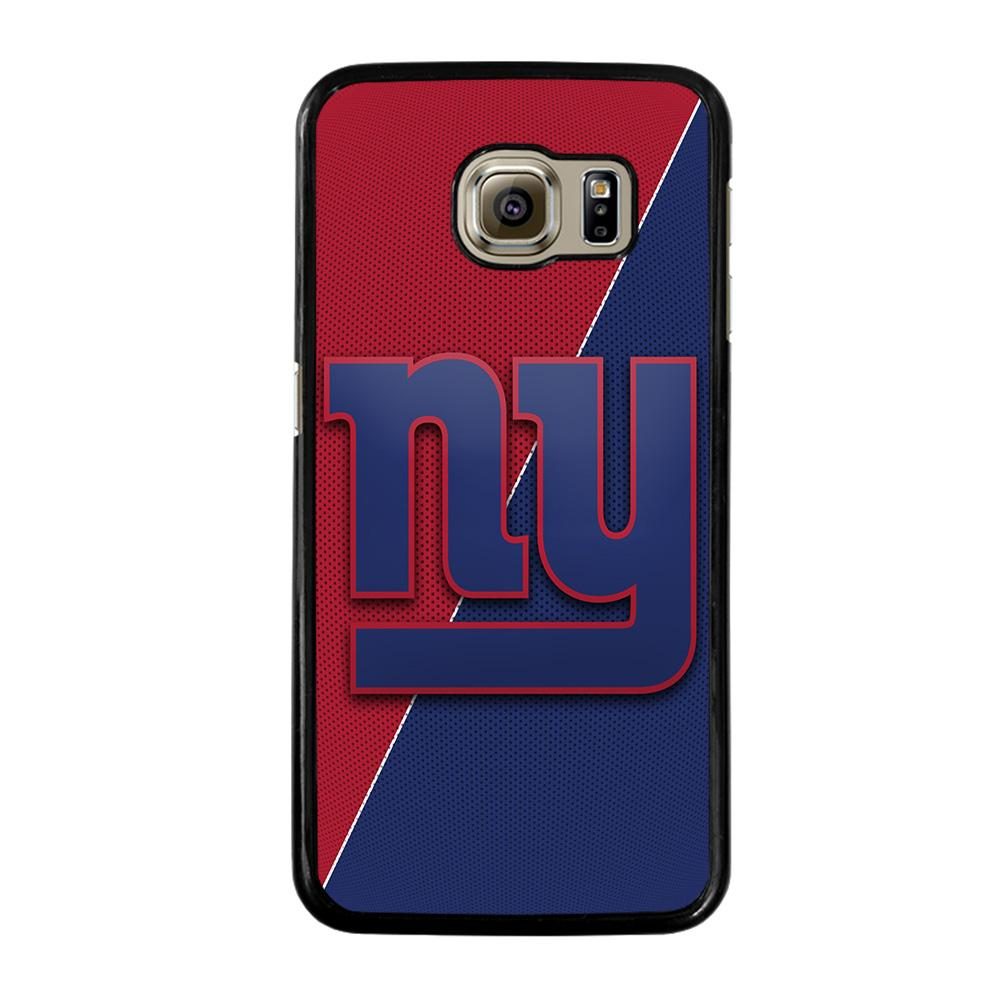 NEW YORK GIANTS JERSEY STYLE Cover Samsung Galaxy S6