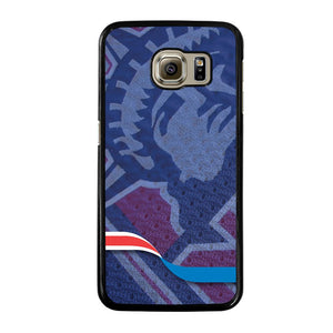 NEW YORK RANGERS ART Cover Samsung Galaxy S6