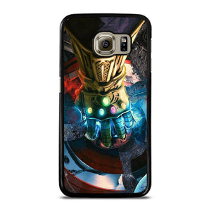 NEW AVENGER INFINITY THANOS HAND Cover Samsung Galaxy S6