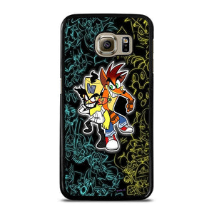 NEW CRASH BANDICOOT Cover Samsung Galaxy S6
