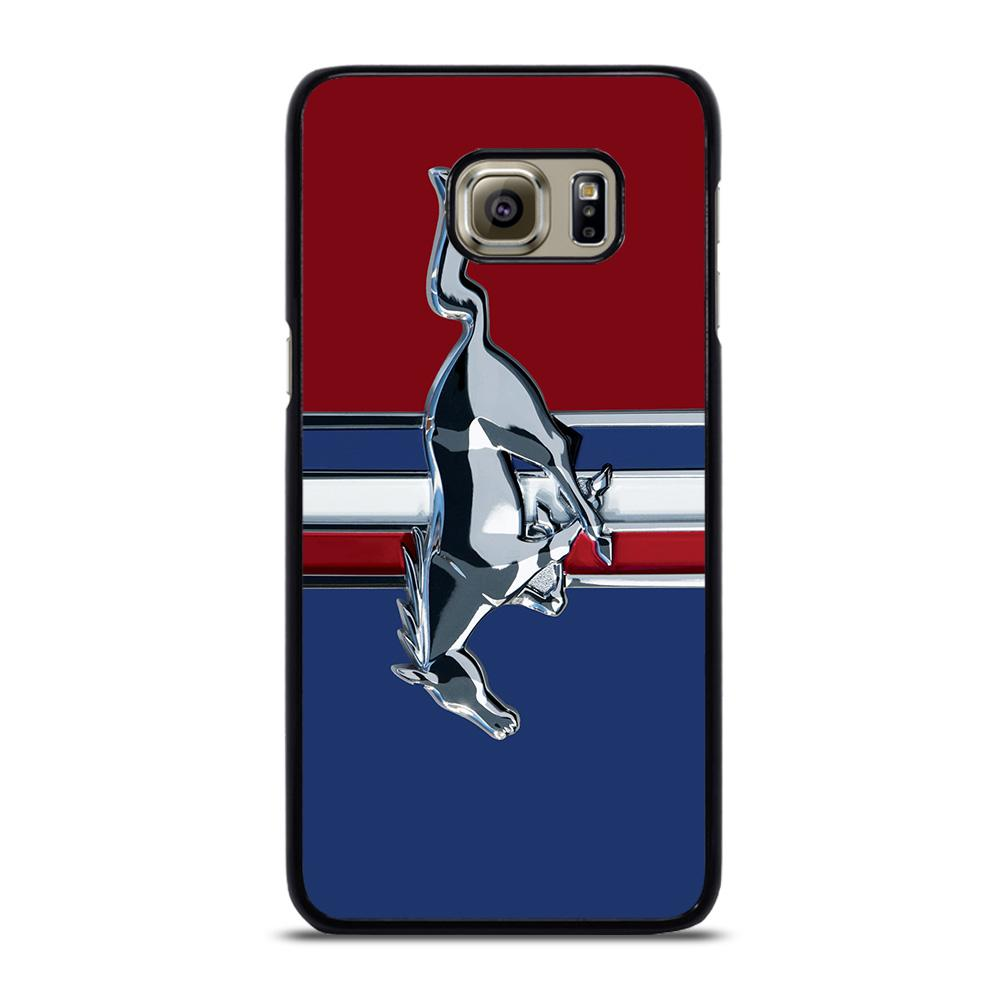 NEW FORD MUSTANG LOGO Cover Samsung Galaxy S6 Edge Plus