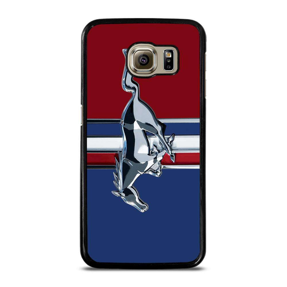NEW FORD MUSTANG LOGO Cover Samsung Galaxy S6