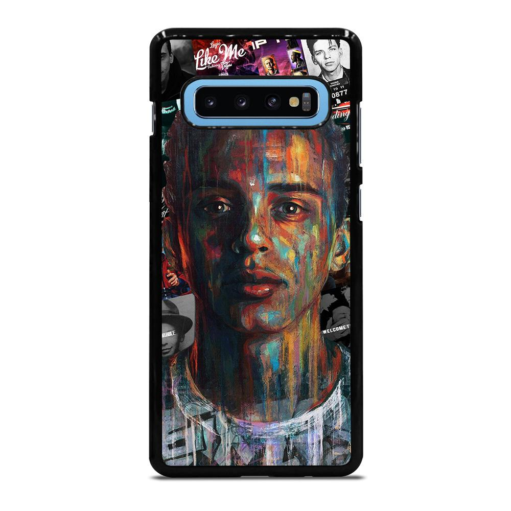 NEW LOGIC RAPPER 001 Cover Samsung Galaxy S10 Plus