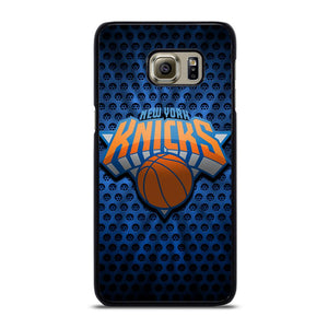 NEW YORK KNICKS LOGO BLUE Cover Samsung Galaxy S6 Edge Plus