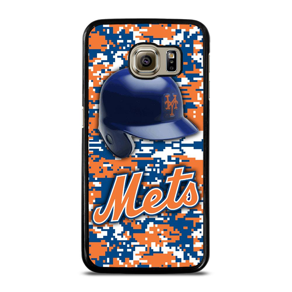 NEW YORK METS CAMO Cover Samsung Galaxy S6