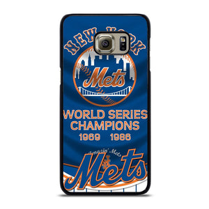 NEW YORK METS WORLD SERIES Cover Samsung Galaxy S6 Edge Plus