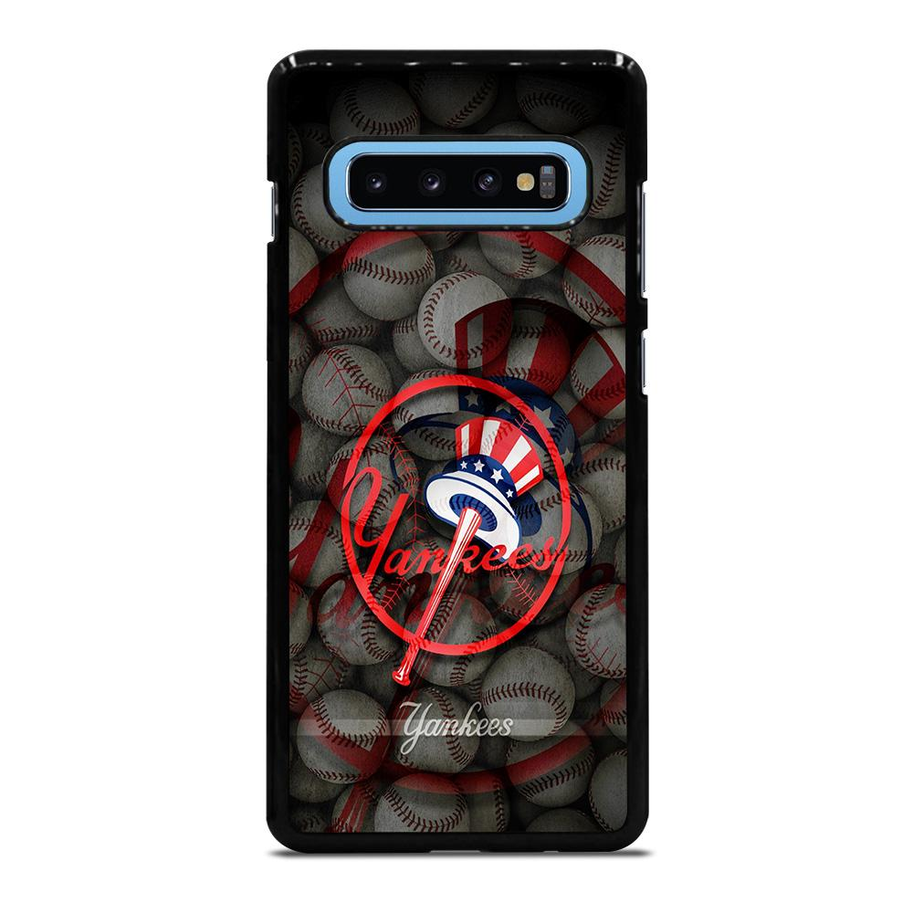 NEW YORK YANKEES 4 Cover Samsung Galaxy S10 Plus