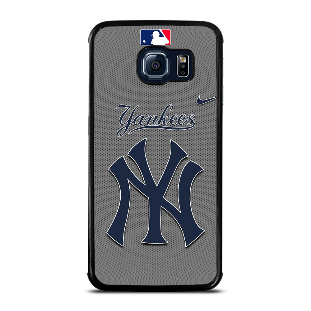 NEW YORK YANKEES LOGO MLB Cover Samsung Galaxy S6 Edge