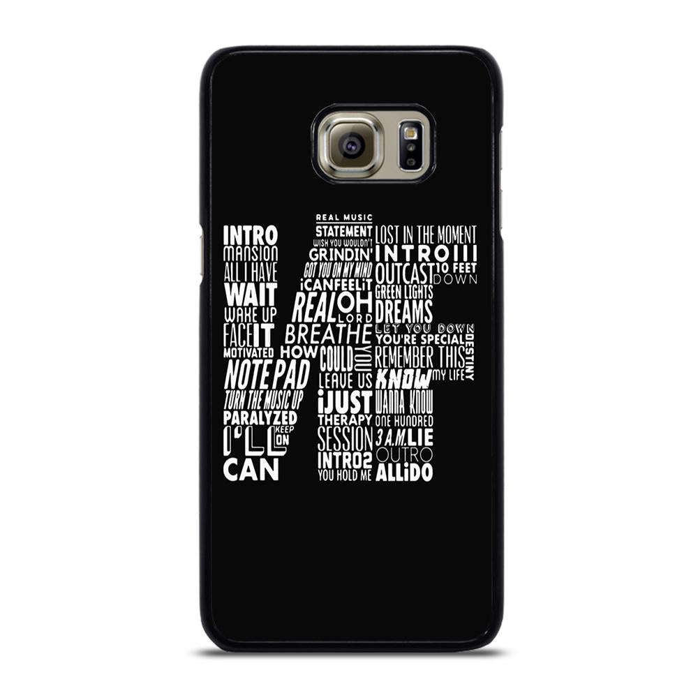 NF WORD COLLABORATION LOGO Cover Samsung Galaxy S6 Edge Plus