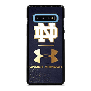 NOTRE DAME UNDER ARMOUR Cover Samsung Galaxy S10 Plus