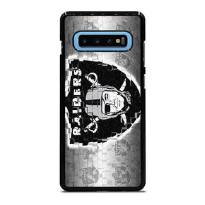 OAKLAND RAIDERS RAIDERS NATION Cover Samsung Galaxy S10 Plus