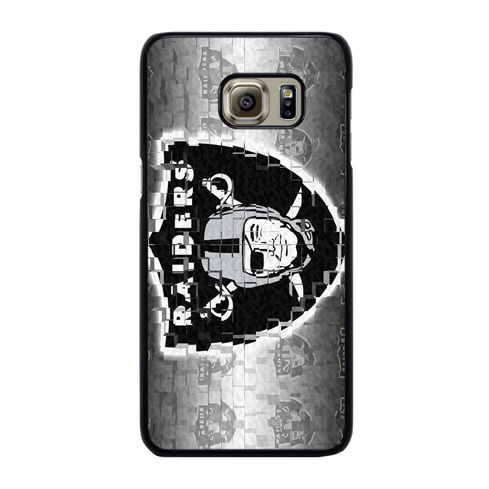 OAKLAND RAIDERS RAIDERS NATION Cover Samsung Galaxy S6 Edge Plus