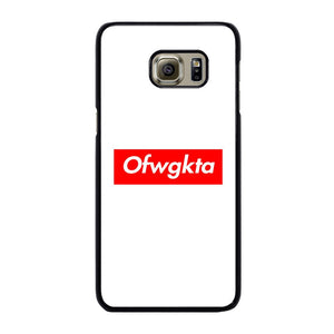 ODD FUTURE OFWGKTA SUPREME Cover Samsung Galaxy S6 Edge Plus