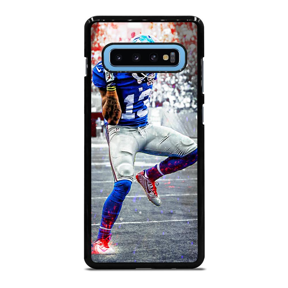 ODELL BECKHAM JR NEW YORK GIANTS Cover Samsung Galaxy S10 Plus