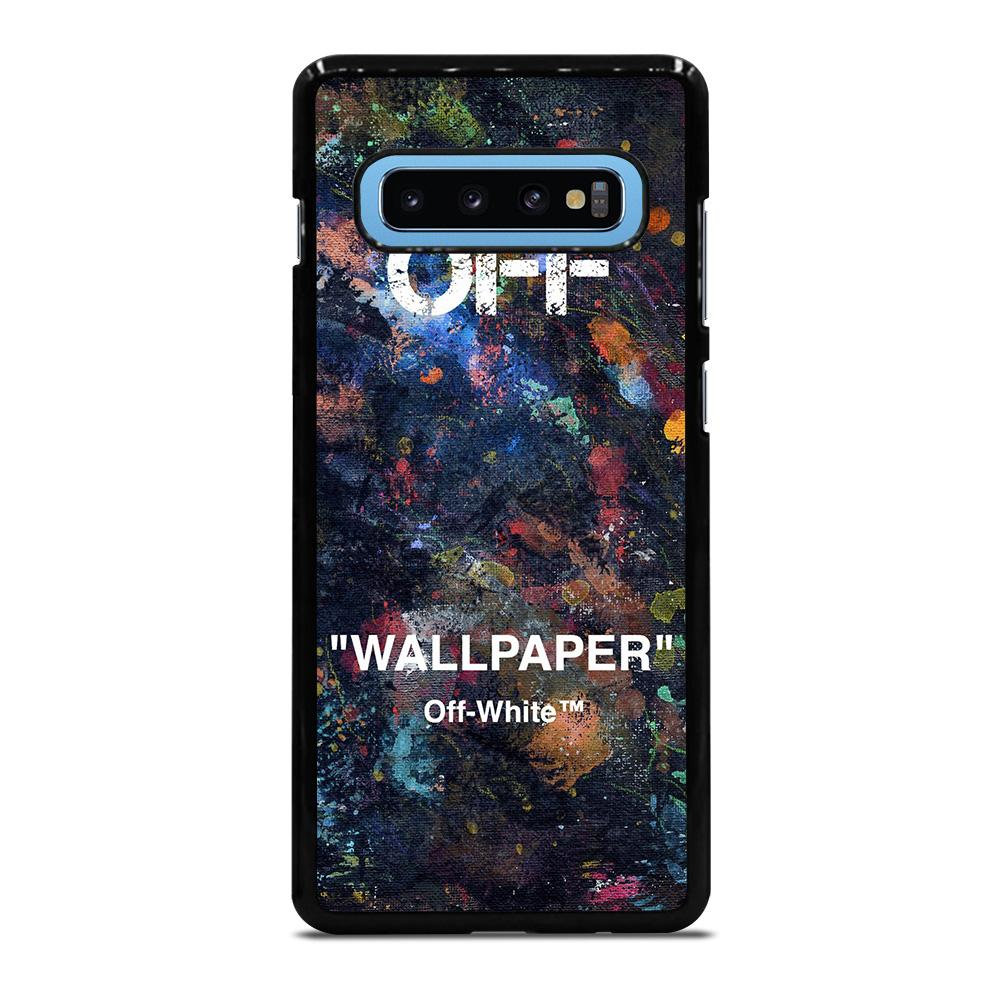 OFF WHITE HYPEBEAST Cover Samsung Galaxy S10 Plus