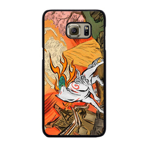OKAMI WOLF JAPAN MITOLOGI Cover Samsung Galaxy S6 Edge Plus