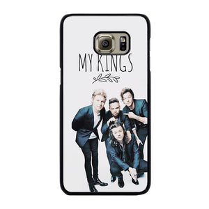ONE DIRECTION MY KINGS Cover Samsung Galaxy S6 Edge Plus