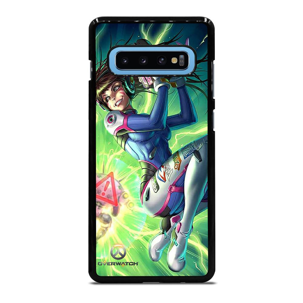 OVERWATCH D.VA Cover Samsung Galaxy S10 Plus