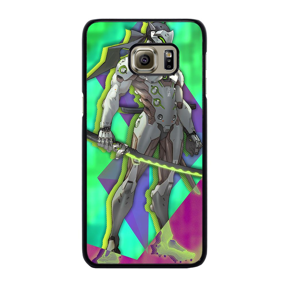 OVERWATCH GENJI Cover Samsung Galaxy S6 Edge Plus