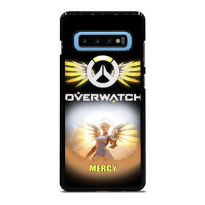 OVERWATCH MERCY Cover Samsung Galaxy S10 Plus