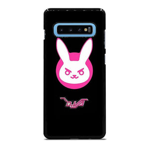 OVERWATCH D.VA RABBIT Cover Samsung Galaxy S10 Plus